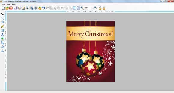 Free Online Greeting Card screenshot